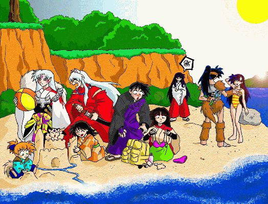 Can Adult swim inuyasha consider, that